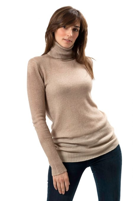 Knit Turtle Neck - cod. M103