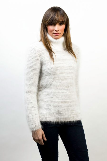 Knit Turtle Neck Links - cod. T324