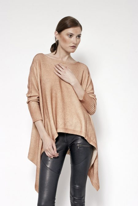 Cashmere heavy over knit - cod. B508